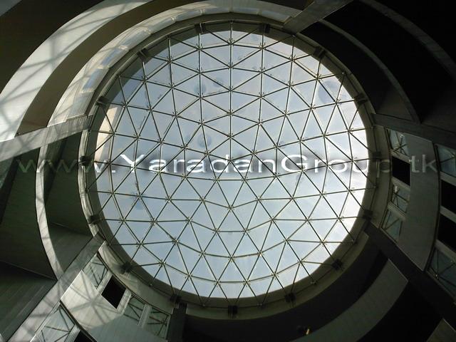 سقف  ژئودزنیک